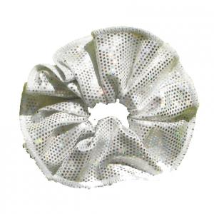 haarfrutsel hologram zilver
