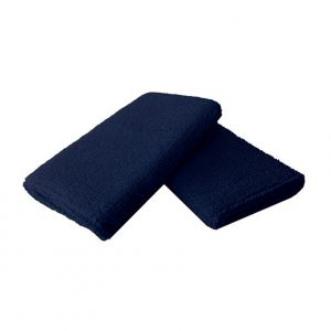 polsbanden breed donkerblauw