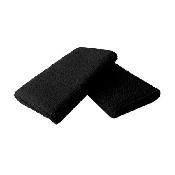 polsbanden breed zwart